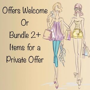 Other - Reasonable Offers Only Please ❤️